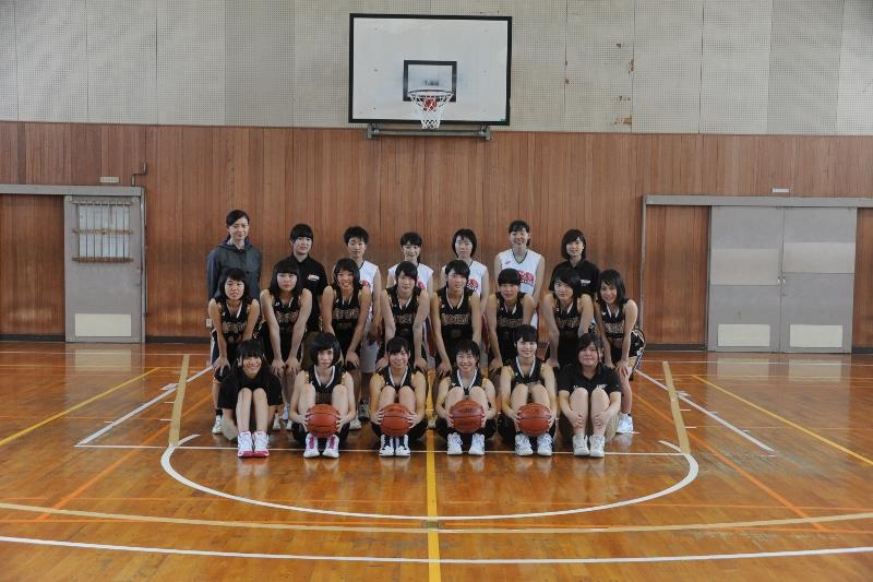 女子バスケットボール部 - 熊本...