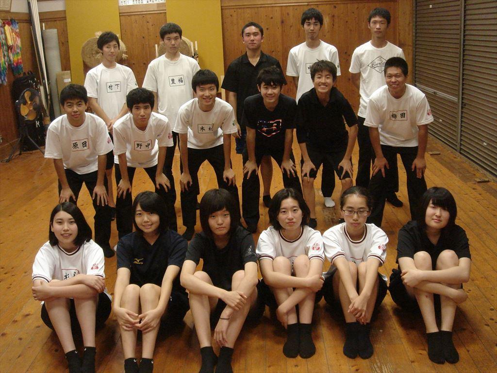 弓道部 - 熊本県立鹿本高等学校