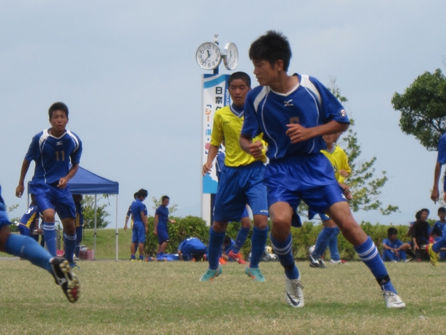 サッカー部5