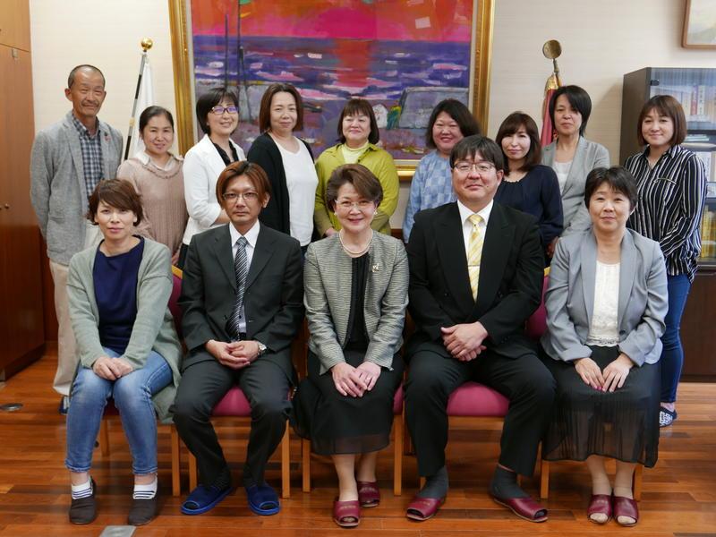 平成31年度(2019年度)育友会役員
