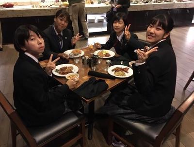 ①4日目朝食