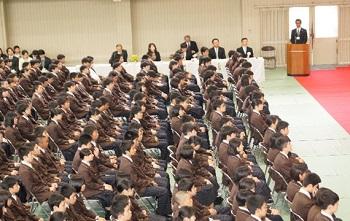 平成30年度入学式2