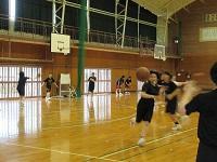 バスケットボール部