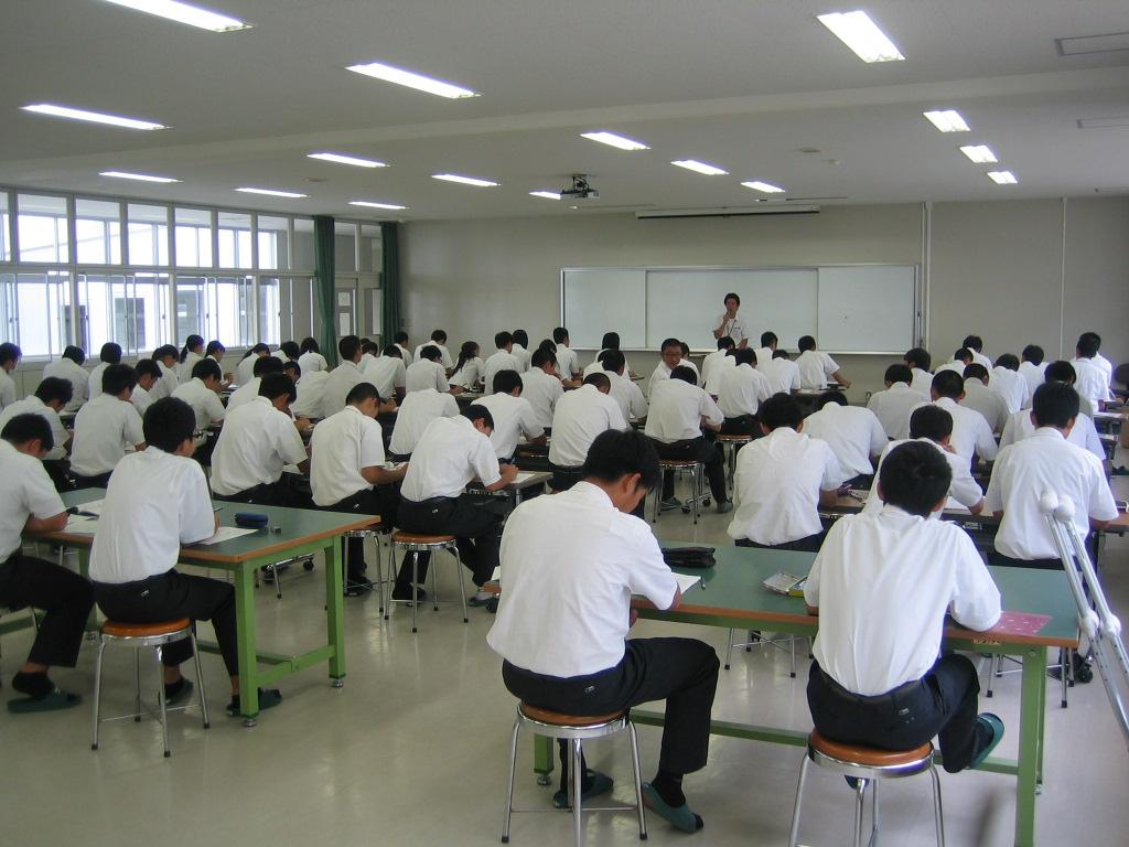玉名工業高等学校画像